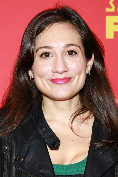 Lucy Devito at The American's TV Show Premiere in NY 03/16