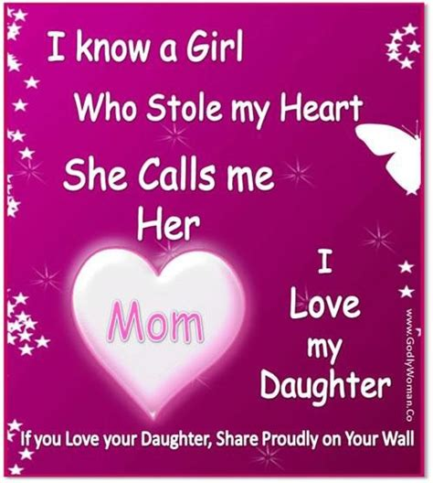 Thinking Of You Daughter Quotes