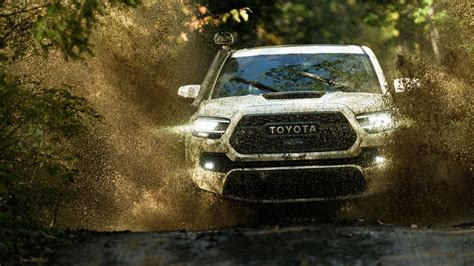 2020 Toyota Tacoma TRD Pro Double Cab 4K 5K Wallpapers