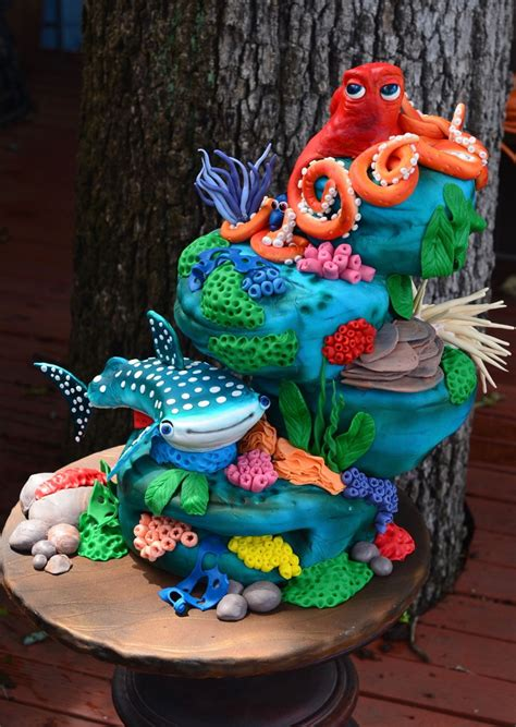Finding Dory Collaboration - CakeCentral