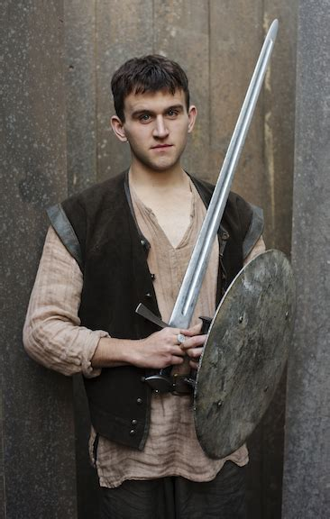 TELEVISION: Merlin continues parade of Harry Potter guest