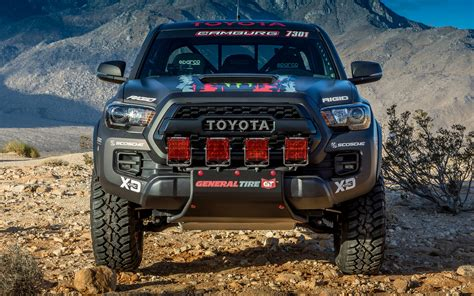 2016 Toyota Tacoma TRD Pro Race Truck - Wallpapers and HD
